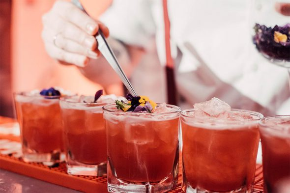 cocktail campari bartender competition