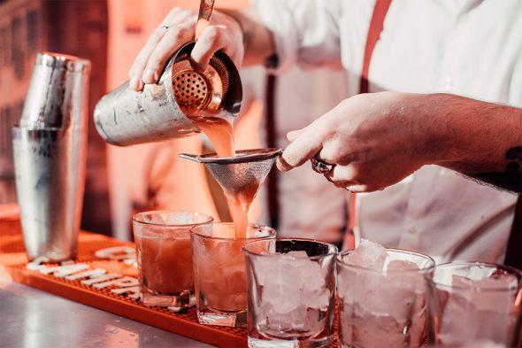 cocktail campari lunelli