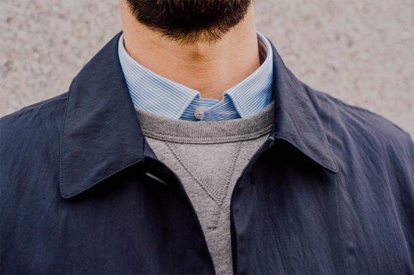 combo chemise sweat veste manufacture du marais