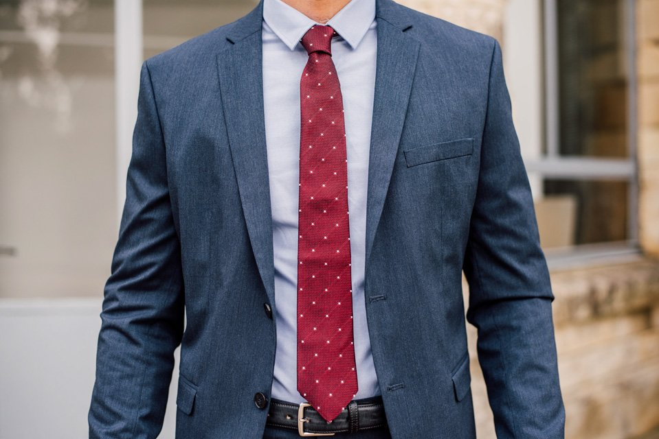 cravate atelier particulier grenadine