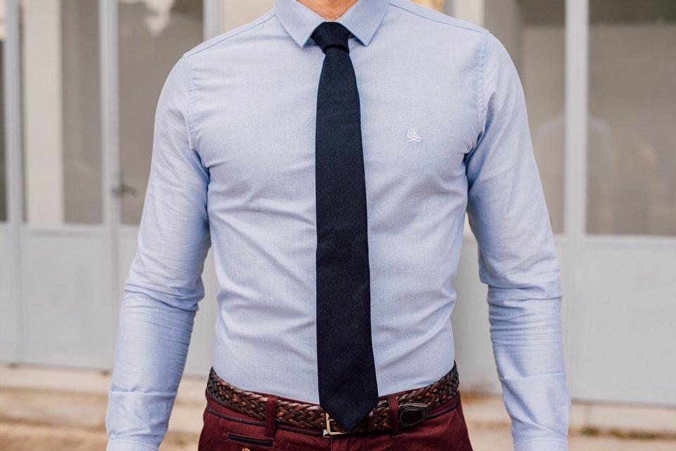 cravate laine atelier particulier