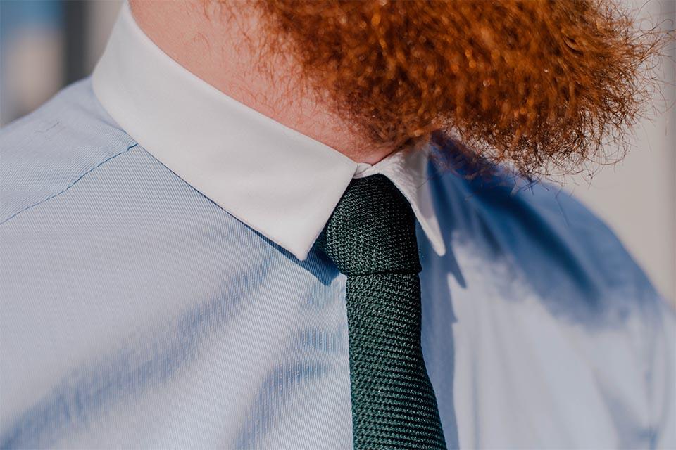 detail col chemise manufacture du marais