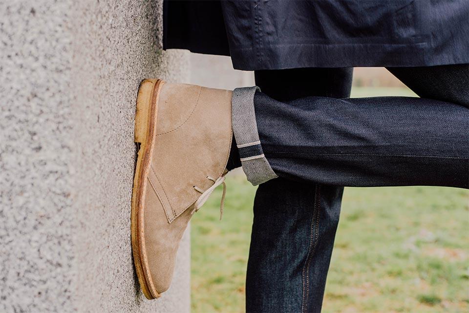 jeans selvedge manufacture du marais