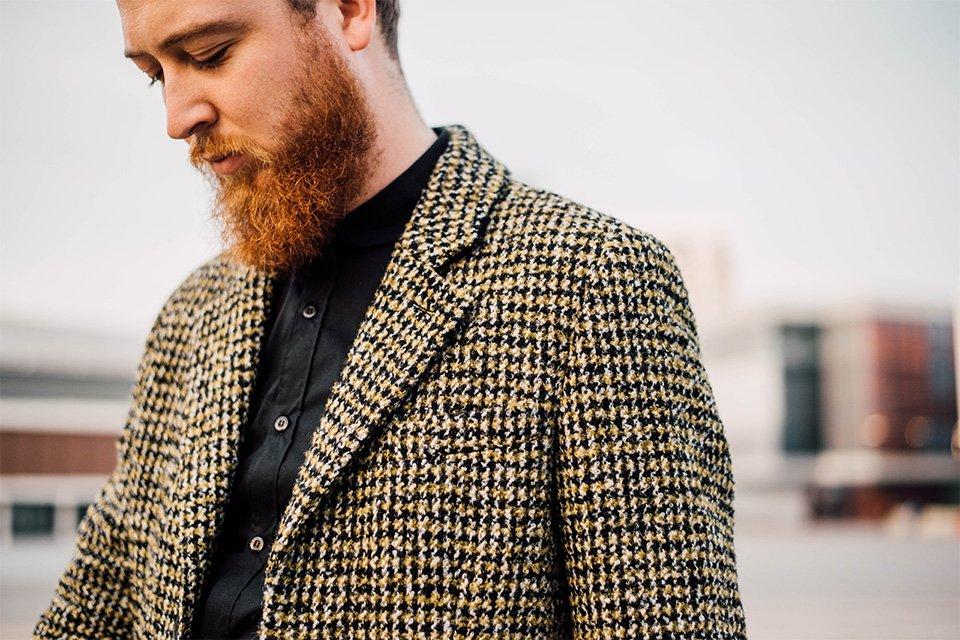 manteau homme agnes B
