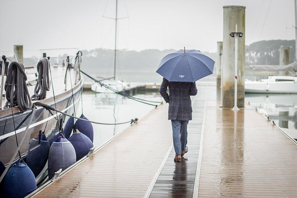 Parapluie Piganiol Henri look dos