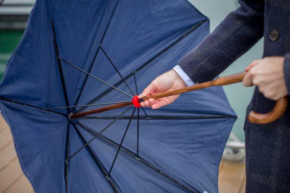 Parapluie Piganiol Henri ouverture