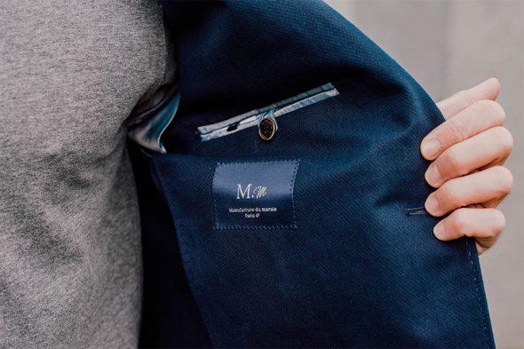 poche interieure costume victor manufacture du marais