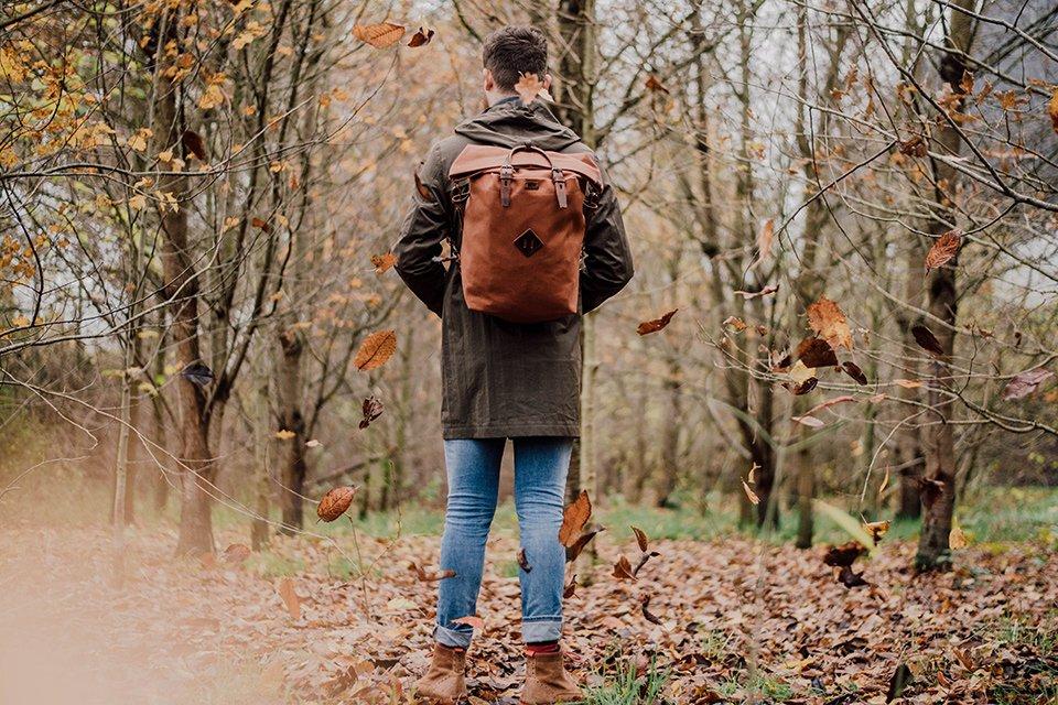 sac woody porte dos