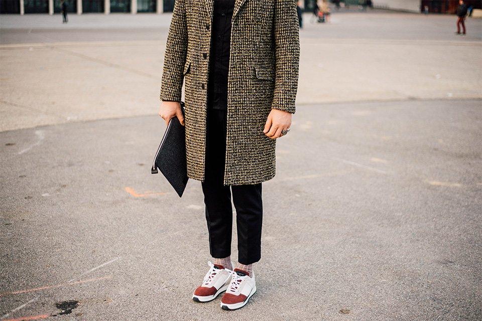 tenue homme createurs automne