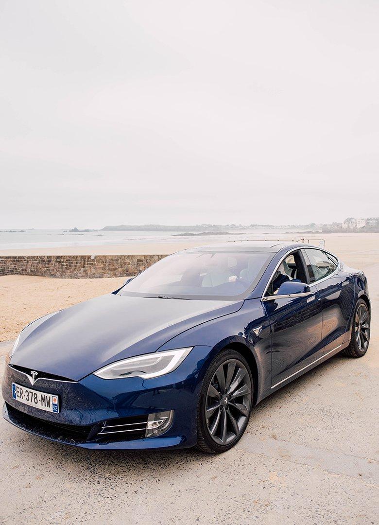 Tesla Model S bilan