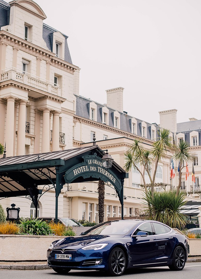 Grand Hotel des Thermes Saint Malo