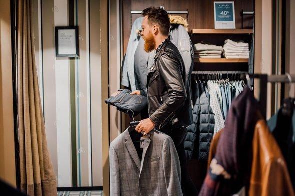 Vitrines Burton Rody Jeans veste