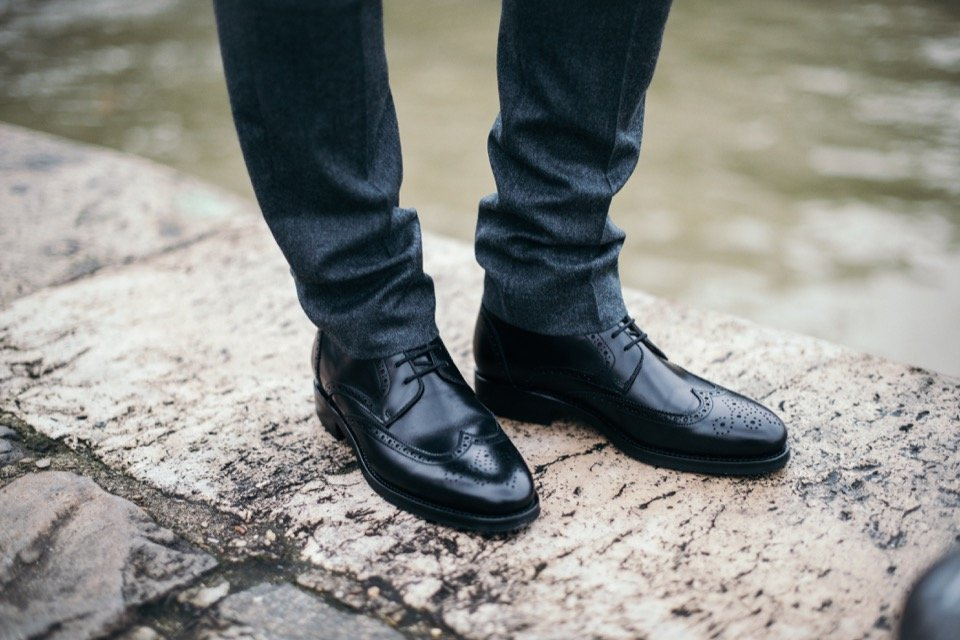Chaussures Finsbury Boots Kerry