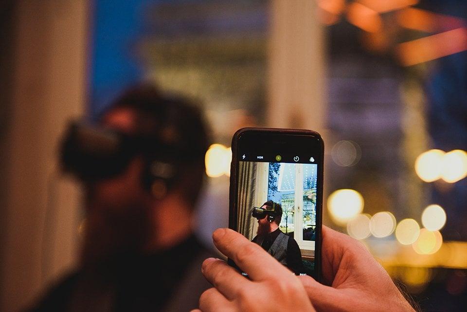 Chivas VR Iphone