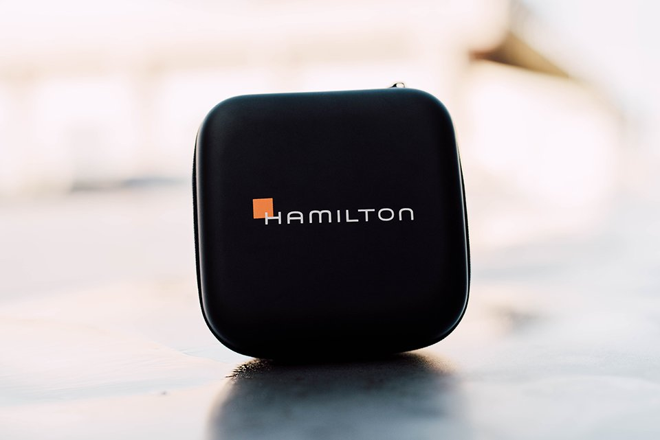 Hamilton Jazzmaster Boite