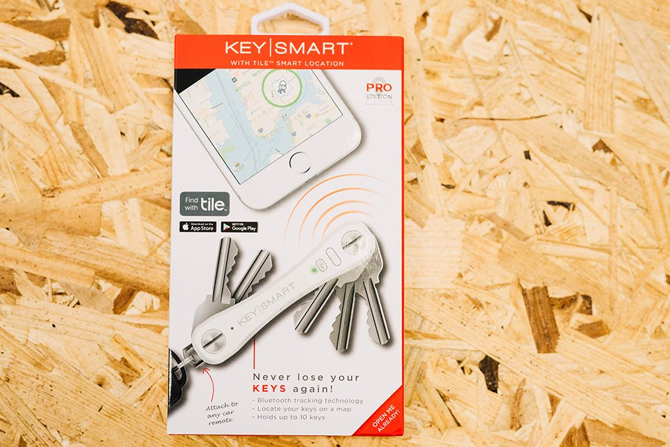 Keysmart Pro Packaging