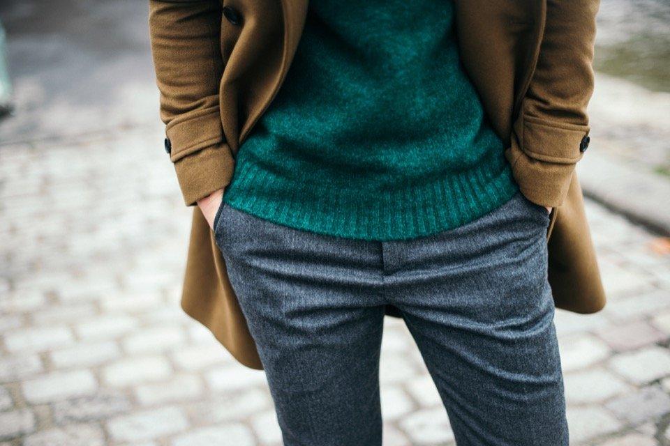 Pantalon AMI Pull Balibaris