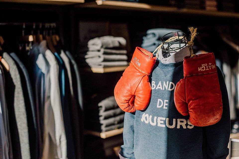 bienvenue chez Jaqk gants de boxe