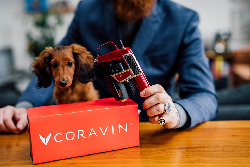 coravin walter