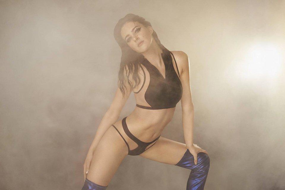 Eliza Cummings Agent provocateur lingerie