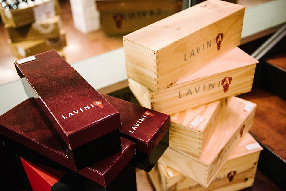 lavinia boites vin