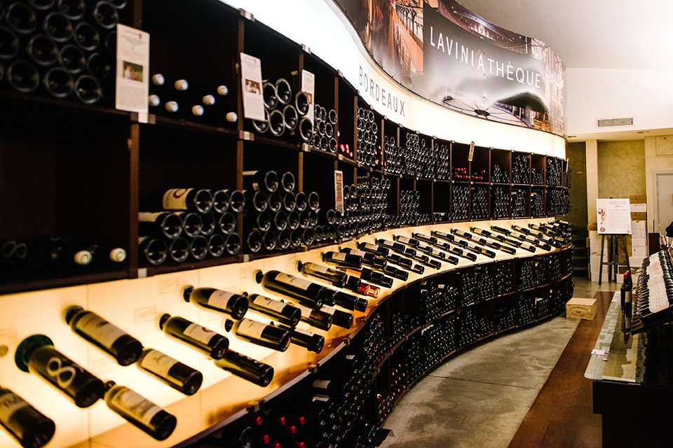 lavinia rayons vins
