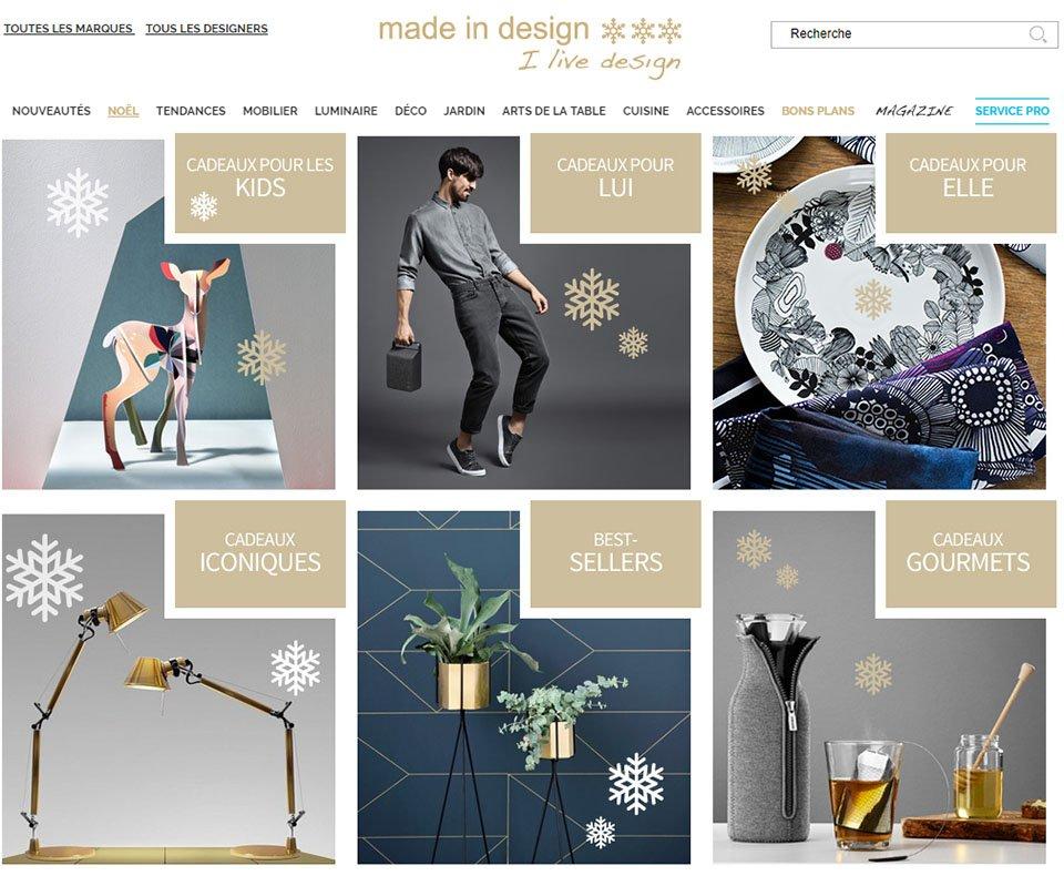 made in design noel 2017