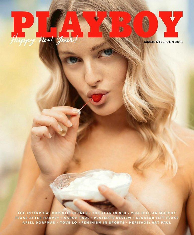 Megan Samperi playboy