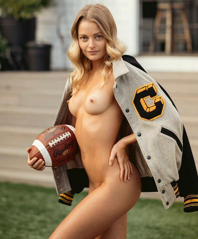 Megan Samperi teddy