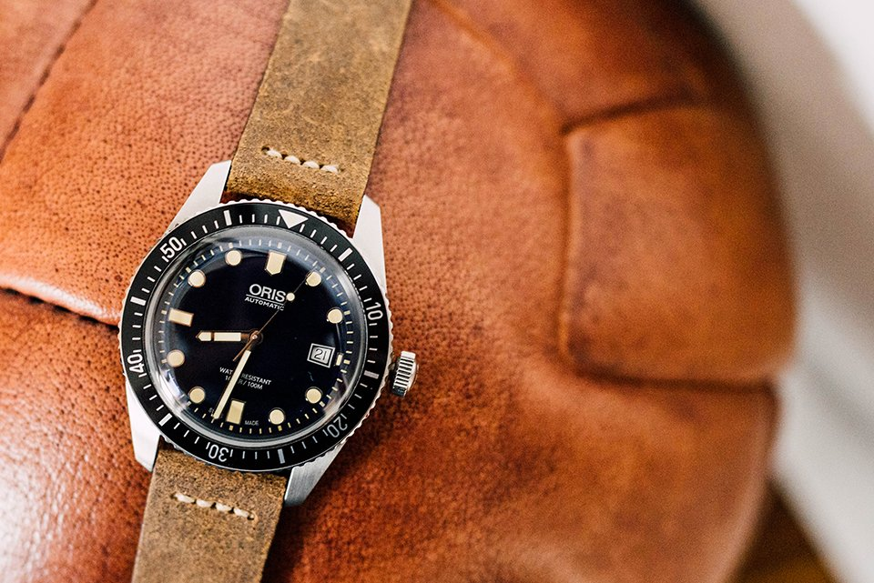 Montre Oris Divers Sixty Five 42mm Focus
