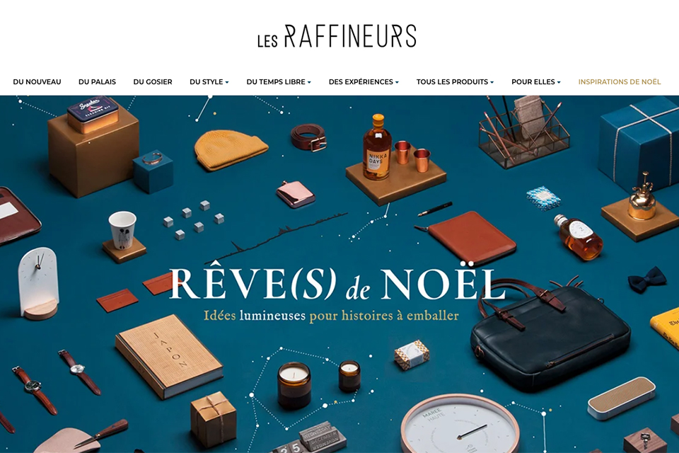 Site noel Raffineurs