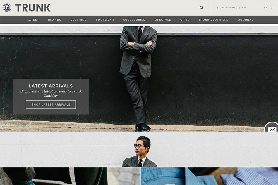 Trunk clothiers 2017