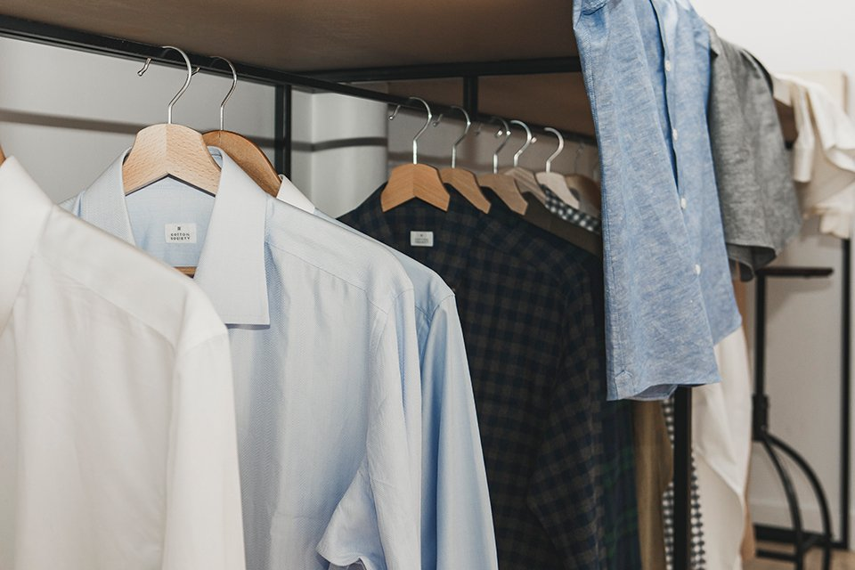 Boutique Cotton Society Chemises