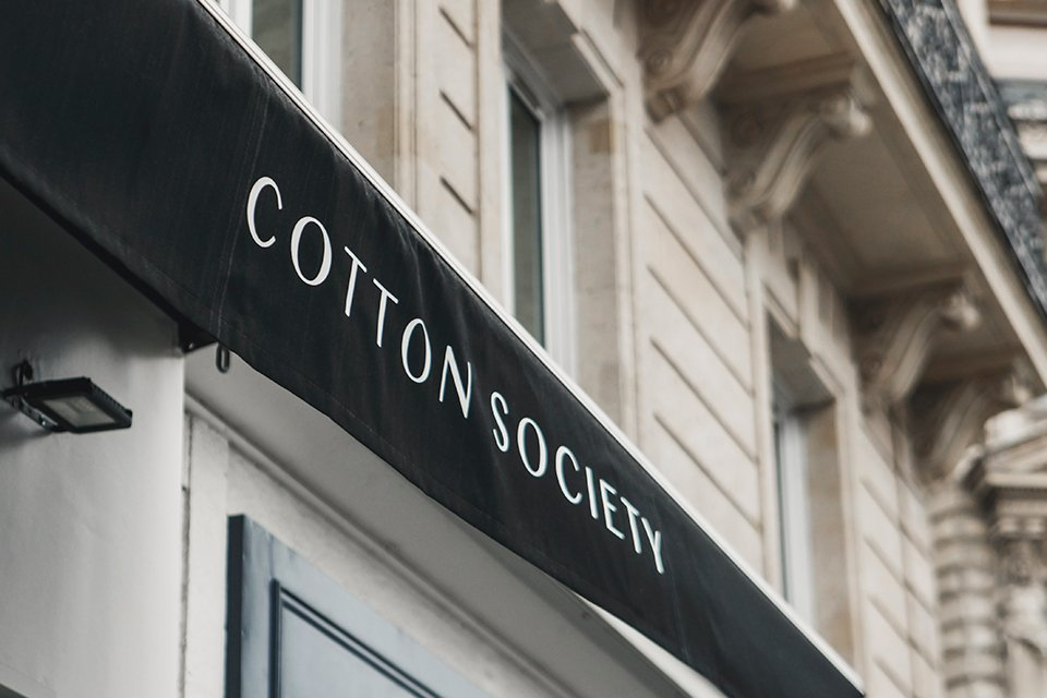 Boutique Cotton Society Paresoleil