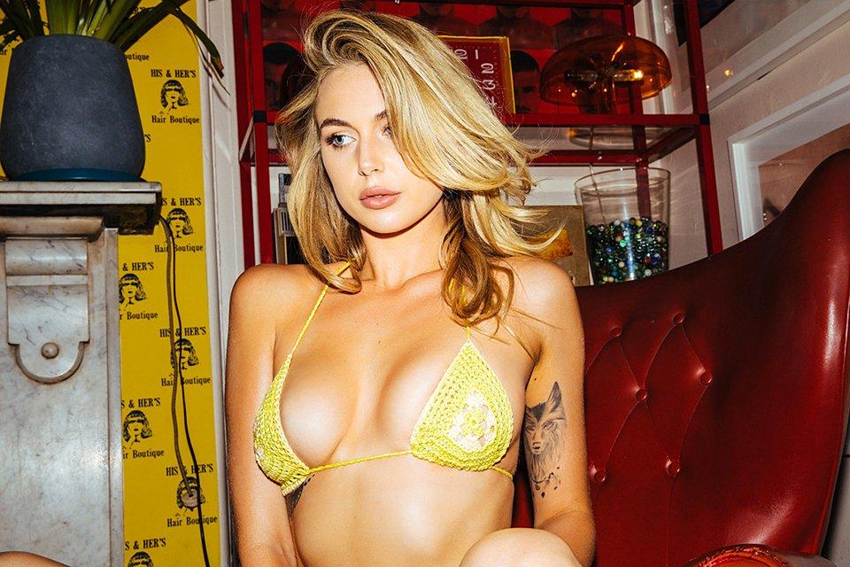 Paige Marie Evans Hot Siege