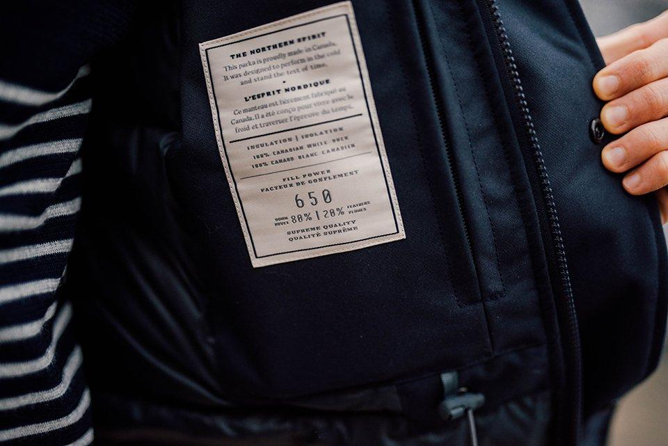 Quartz Champlain Etiquette