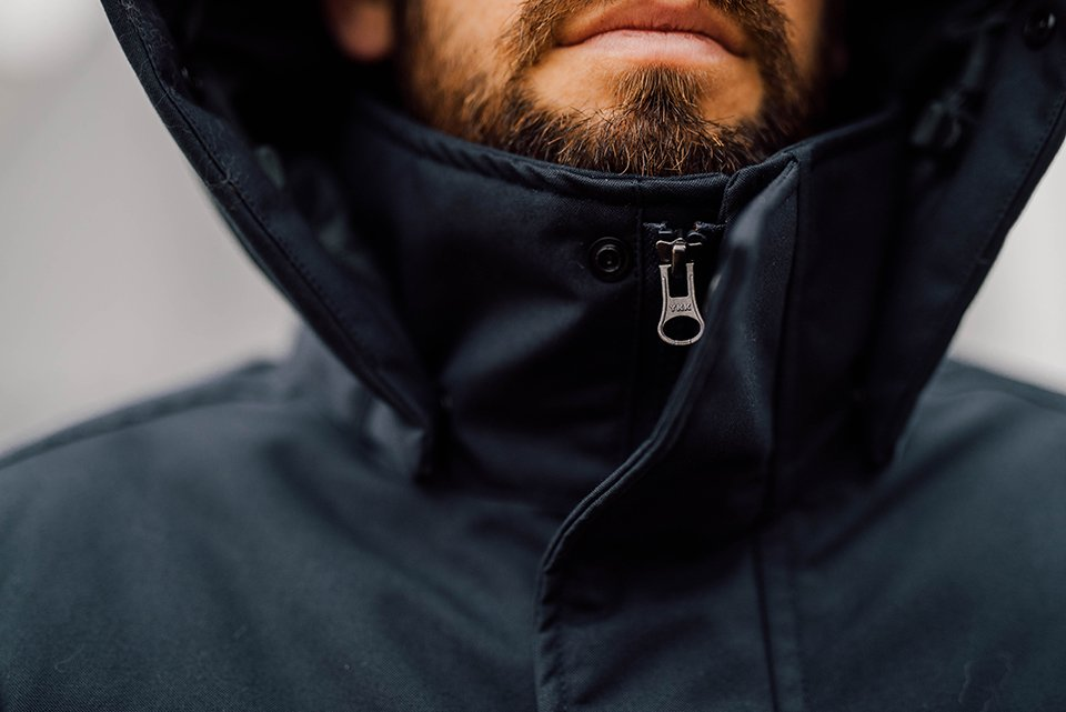Quartz Champlain Zip Ferme