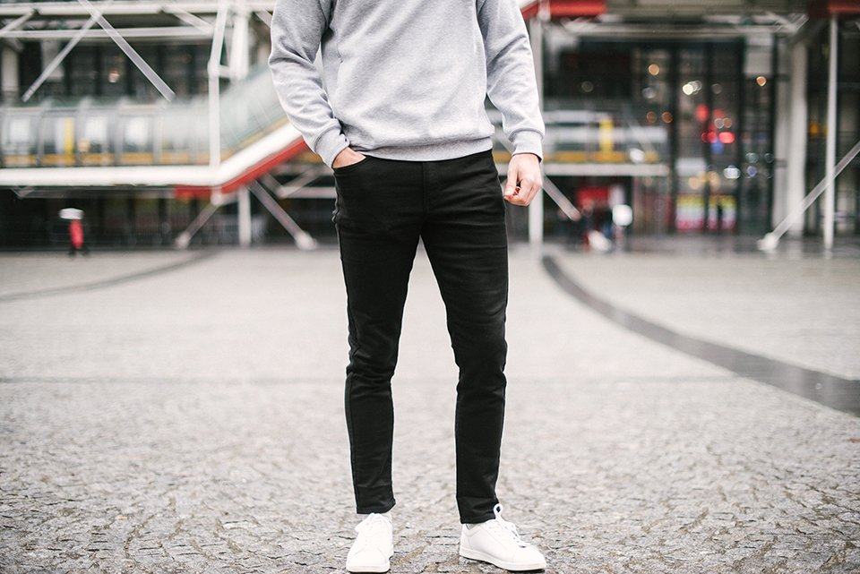 site réputé eeac9 695ba Uniqlo Denim Campaign : les jeans revus et corrigés par Uniqlo