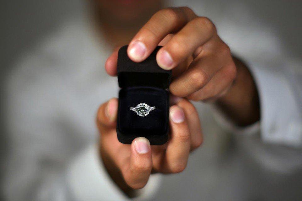 comment choisir bague de fiançailles