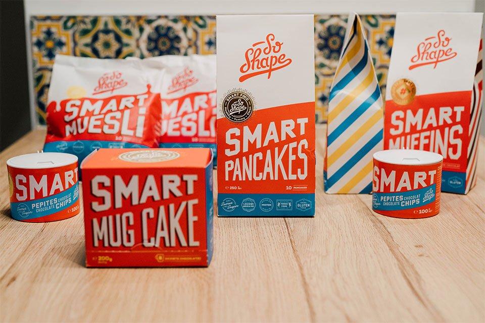 gamme smart food so shape