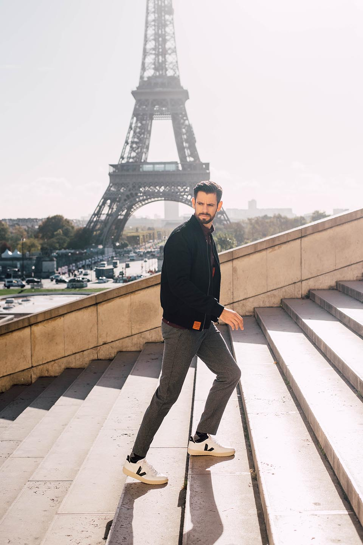 look homme trocadero paris