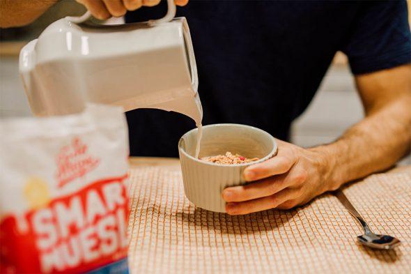 smart muesli so shape lait