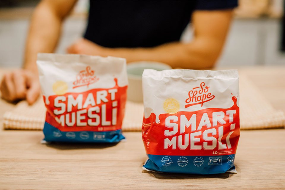 smart muesli so shape presentation