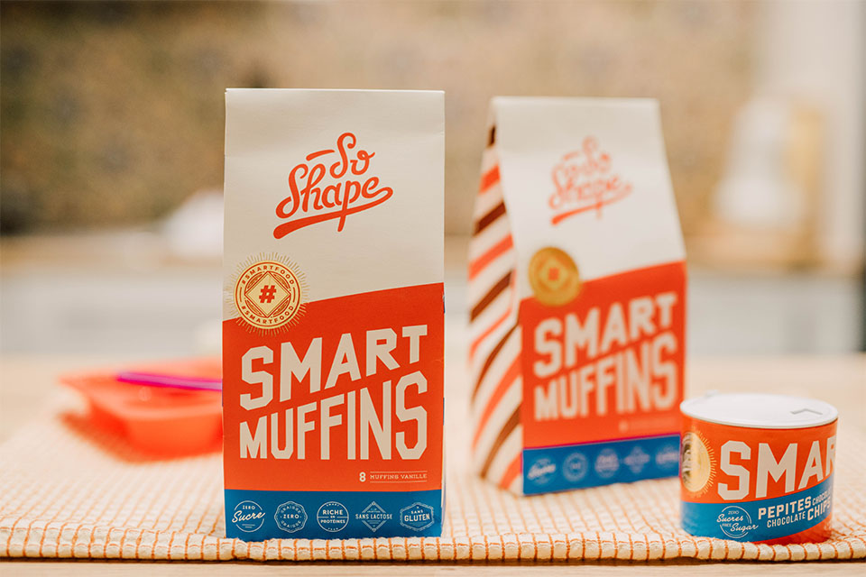 So Shape Avis Smart Mug Cakes