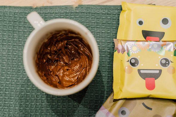 smart mug cakes texture