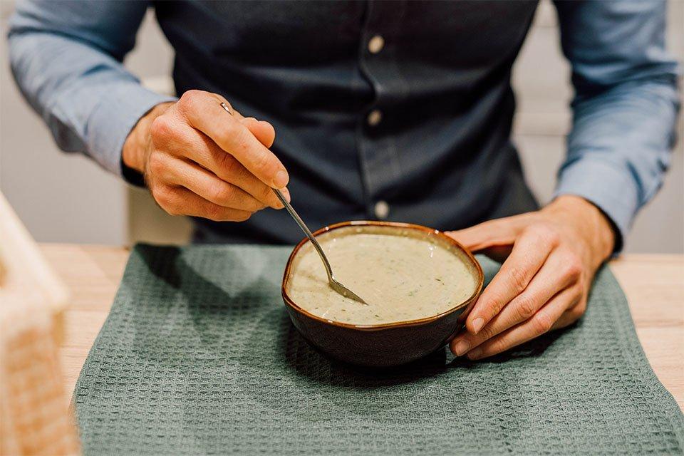 soupe du jardin so shape
