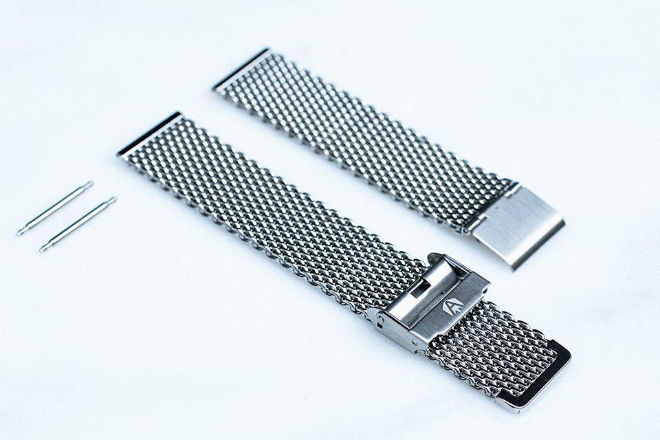 Akrone K04 Bracelet Milanais