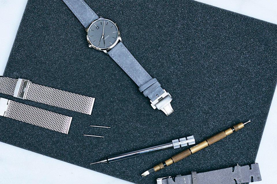 Akrone K04 Changement Bracelet