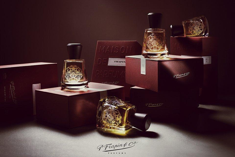 gamme parfums frapin