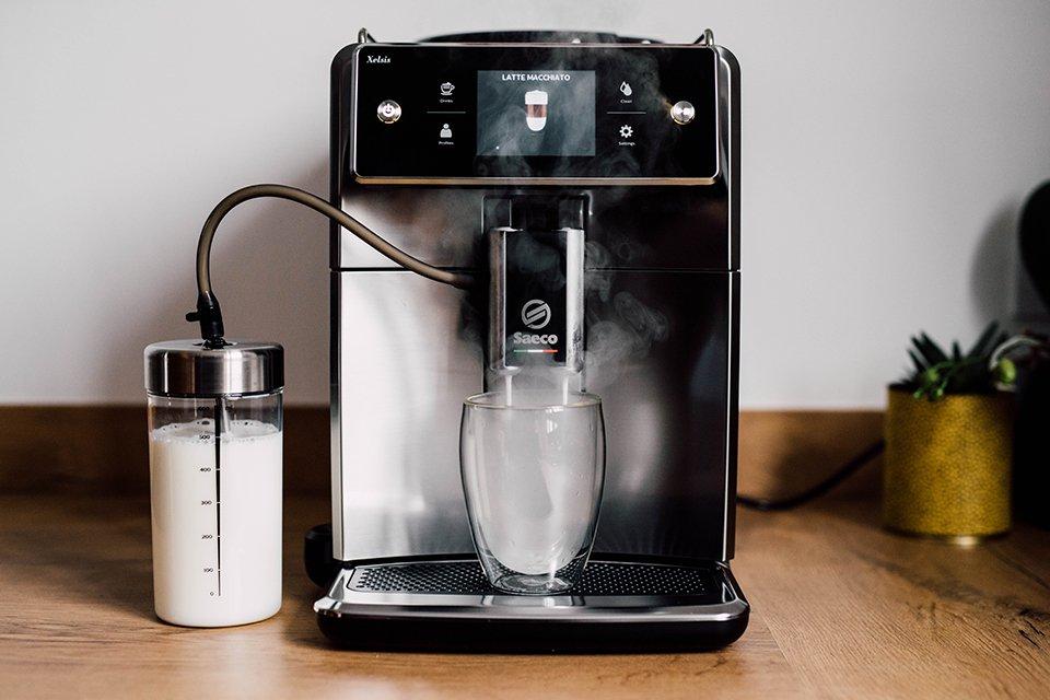 machine préparation vapeur